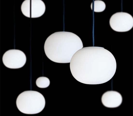 Flos – Mini Glo Ball S Pakabinamas šviestuvas  - 4