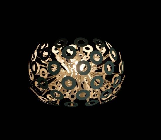 Moooi – Dandelion Pakabinamas šviestuvas  - 4