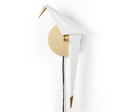 Moooi – Perch Light Sieninis šviestuvas  - 1