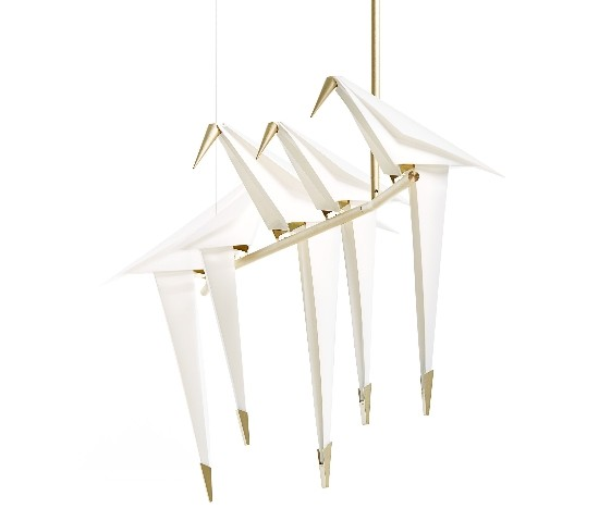 Moooi – Perch Light Branch Pakabinamas šviestuvas  - 1