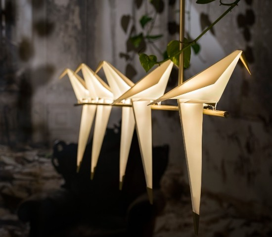 Moooi – Perch Light Branch Pakabinamas šviestuvas  - 3