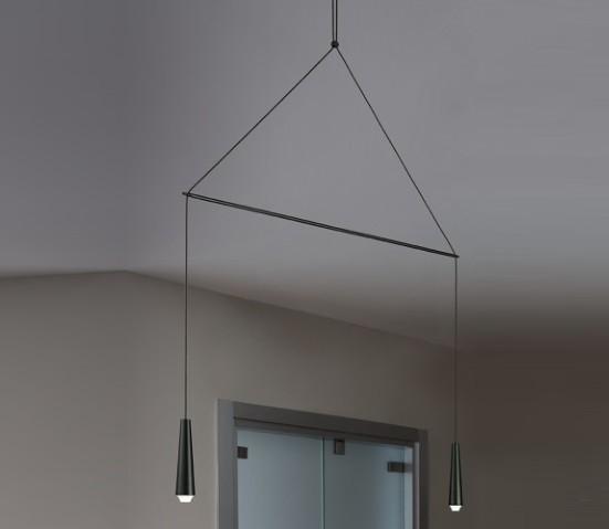 Morosini – Mikado 2 Pakabinamas šviestuvas  - 1