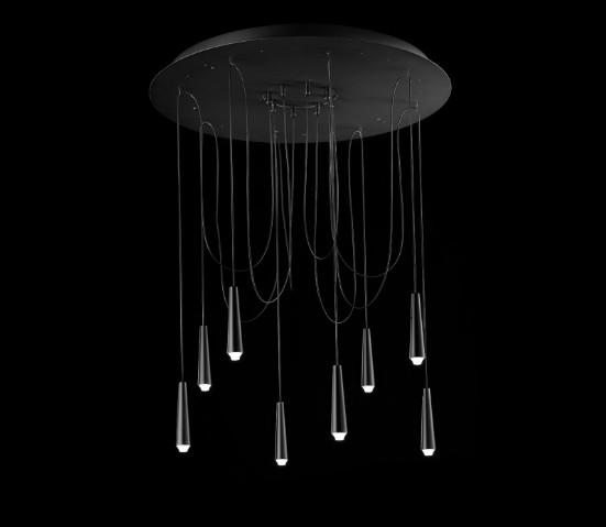 Morosini – Santral 8 Pakabinamas šviestuvas  - 2