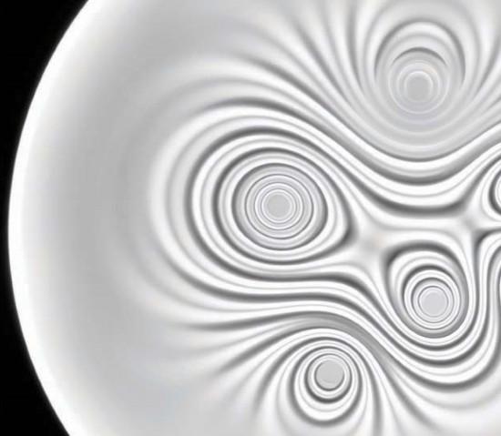 Artemide – Nebula Lubinis šviestuvas  - 3