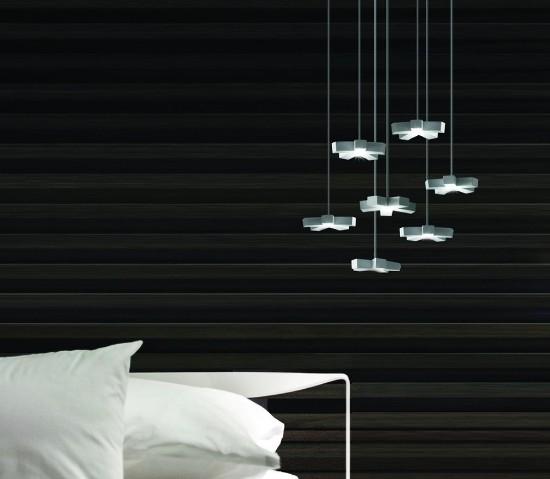 Nemo – Silver Light System Pakabinamas šviestuvas  - 1