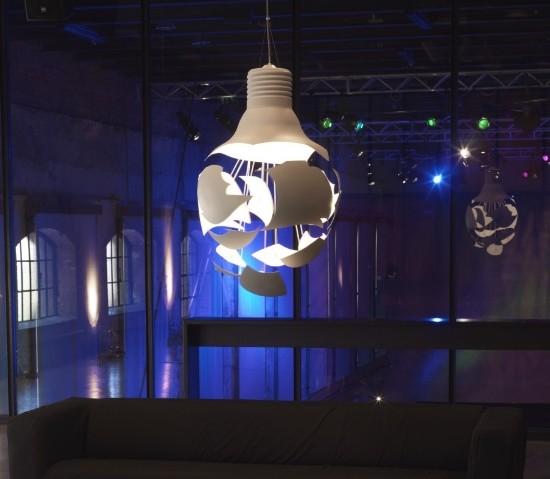 Northern Lighting – Scheisse Pakabinamas šviestuvas  - 4