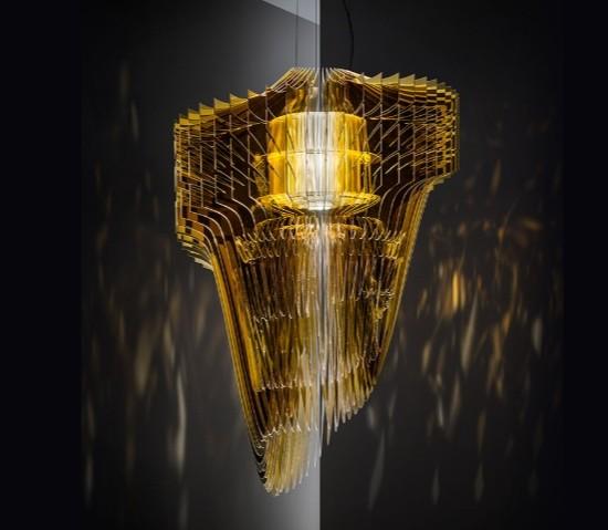 Slamp – Aria Pakabinamas šviestuvas  - 2