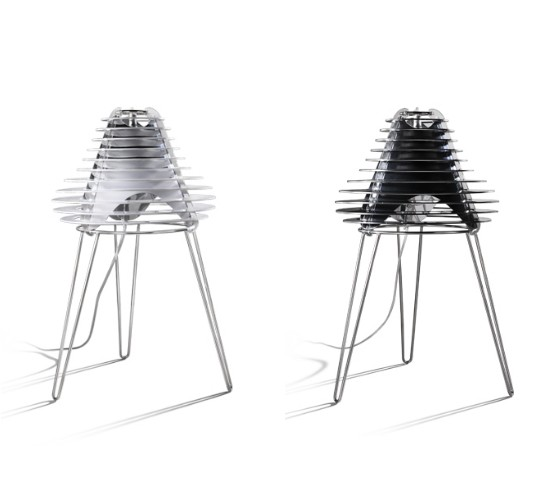 Slamp - Faretto Table  - 1