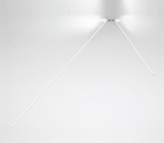 Icone  – Spillo 2iE Įleidžiamas šviestuvas  - 1