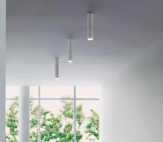 Studio Italia Design - A Tube Прикрепляемые к потолку  - 1