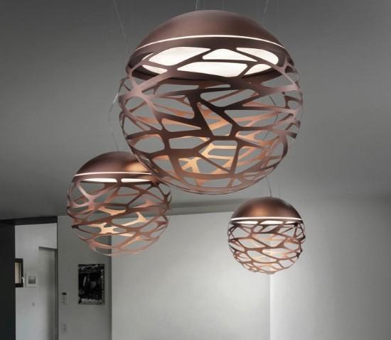 Studio Italia Design – Kelly Sphere Pakabinamas šviestuvas  - 1