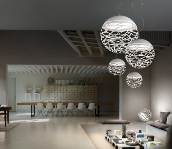 Studio Italia Design – Kelly Sphere Pakabinamas šviestuvas  - 3