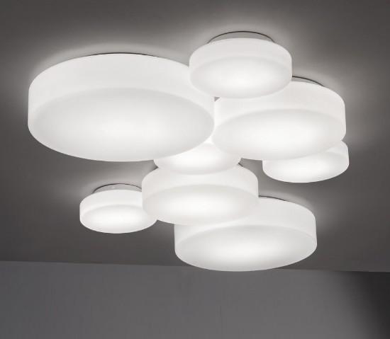 Studio Italia Design - MakeUp Прикрепляемые к потолку  - 1