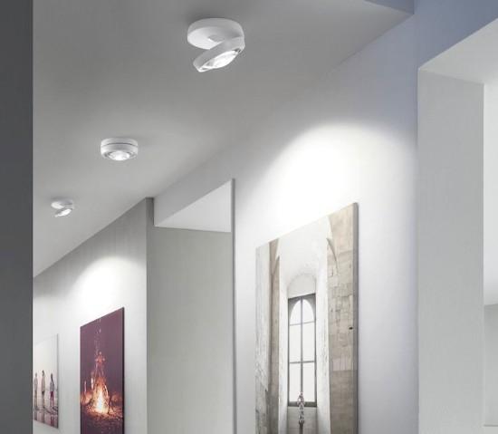 Studio Italia Design – Nautilus Lubinis šviestuvas  - 4