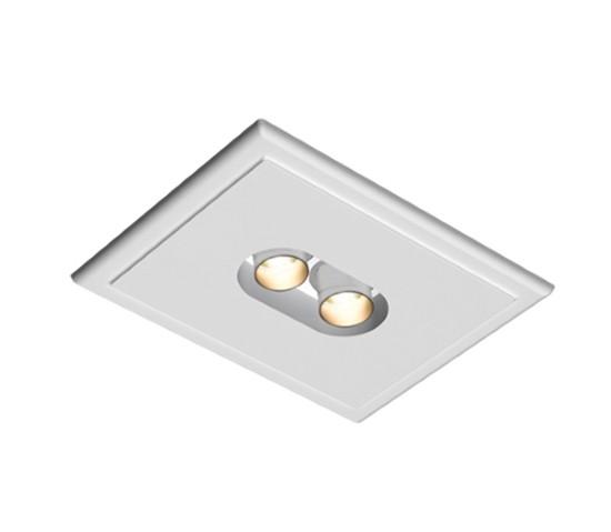 Flos – USB Round Užglaistomas berėmis šviestuvas  - 2
