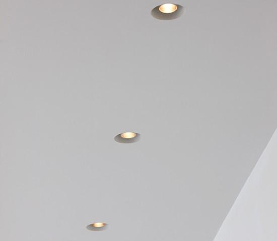 Flos – USB Round Užglaistomas berėmis šviestuvas  - 1