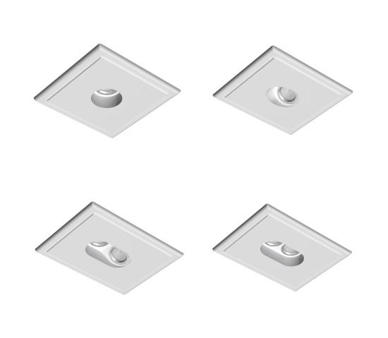 Flos – USB Round Užglaistomas berėmis šviestuvas  - 4