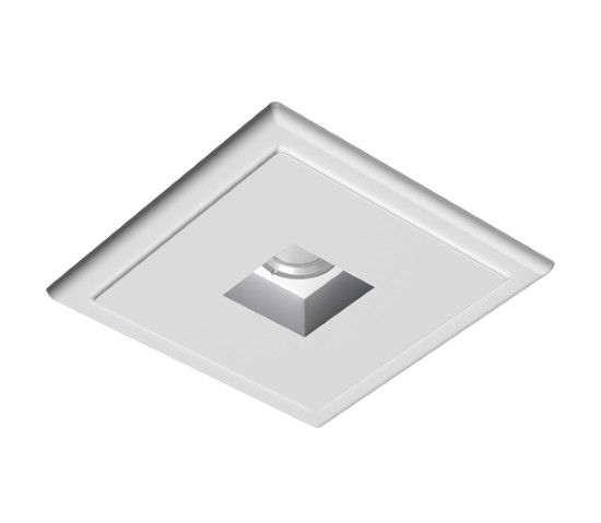 Flos – USB Square Užglaistomas berėmis šviestuvas  - 1