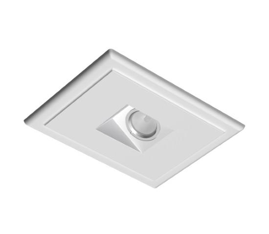 Flos – USB Square Užglaistomas berėmis šviestuvas  - 2