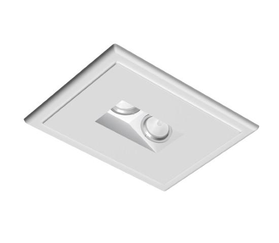 Flos – USB Square Užglaistomas berėmis šviestuvas  - 4