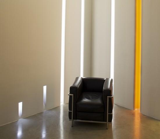 Flos – USO Vertical Light Užglaistomas berėmis šviestuvas  - 3