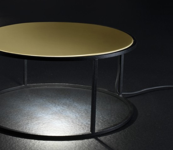 Vesoi - Tambour Table  - 4