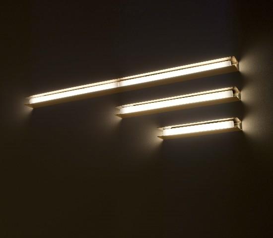 Šviestuvas Vesoi – U Brass Sieninis šviestuvas  - 2