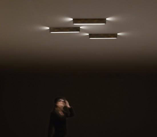 Šviestuvas Vesoi – U Brass Sieninis šviestuvas  - 3