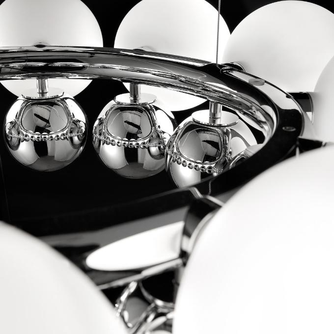 Vistosi – 24 Pearls Pakabinamas šviestuvas  - 3