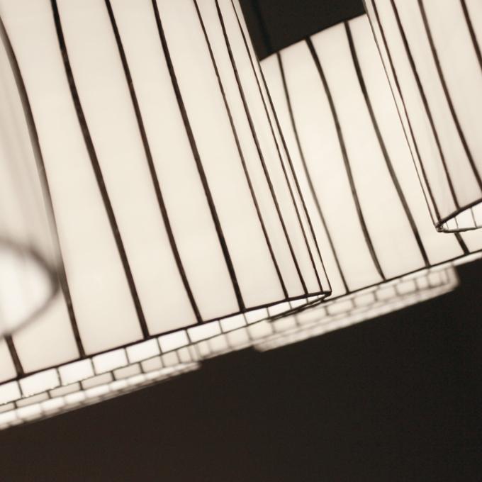 Arturo Alvarez – Curvas chandelier medium Pakabinamas šviestuvas  - 2