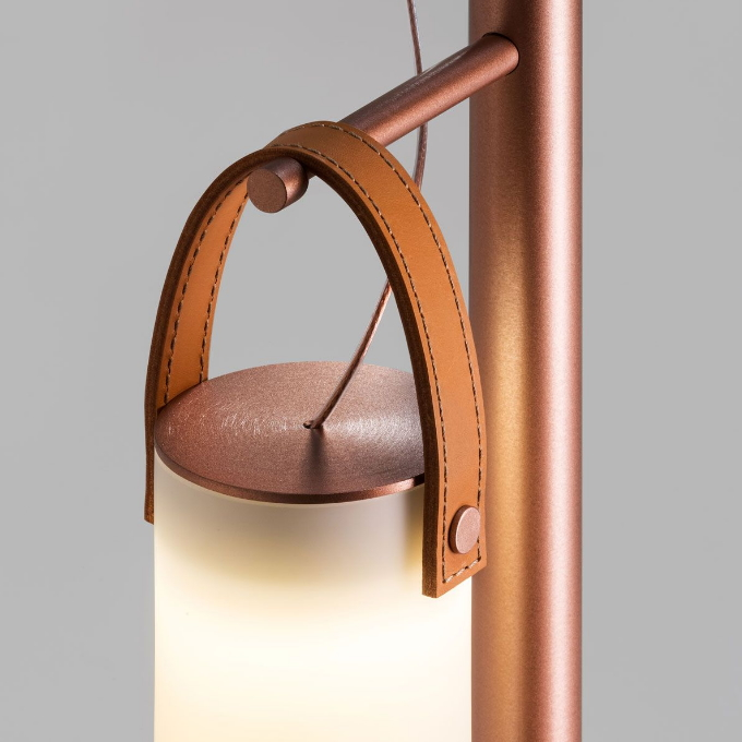 Fontana Arte – Galerie Pastatomas šviestuvas  - 3