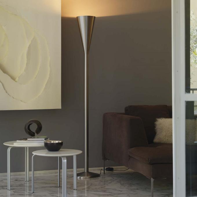 Fontana Arte – Luminator Pastatomas šviestuvas  - 1
