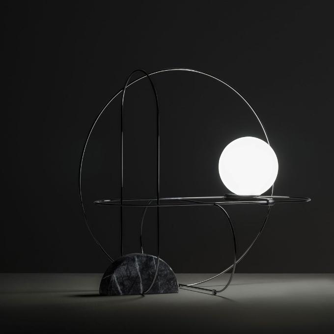 Fontana Arte – Setareh Stalinis šviestuvas  - 2