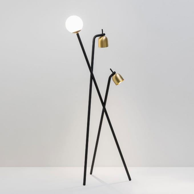 Fontana Arte – Tripod Pastatomas šviestuvas  - 1