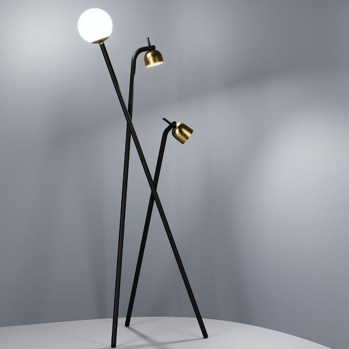 Fontana Arte – Tripod Pastatomas šviestuvas  - 3