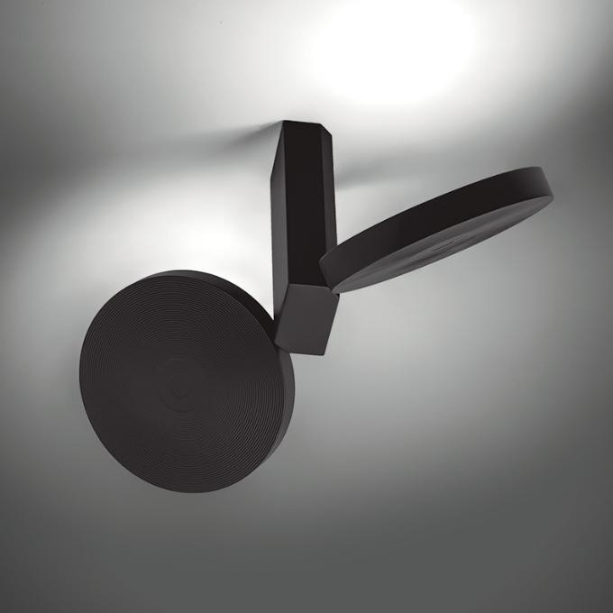 Icone – Cidi PL2 Lubinis šviestuvas  - 2