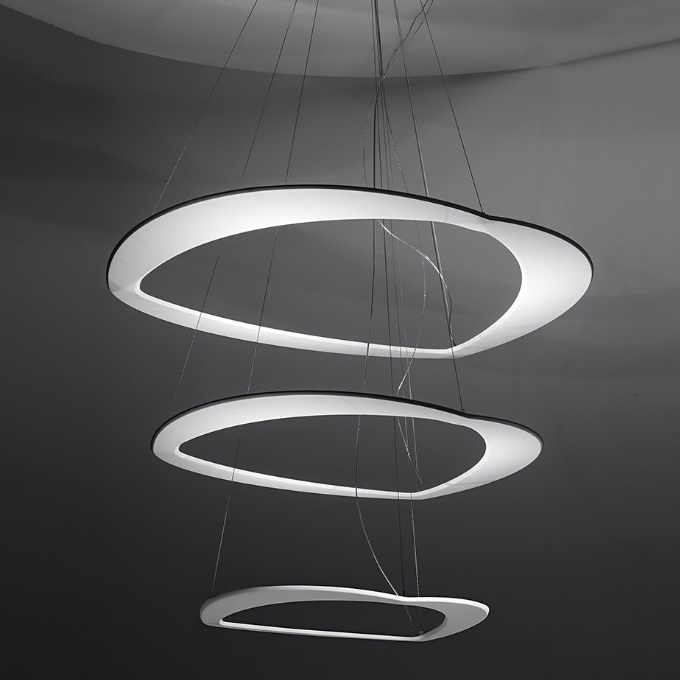 Icone – Diadema 3 Pakabinamas šviestuvas  - 1