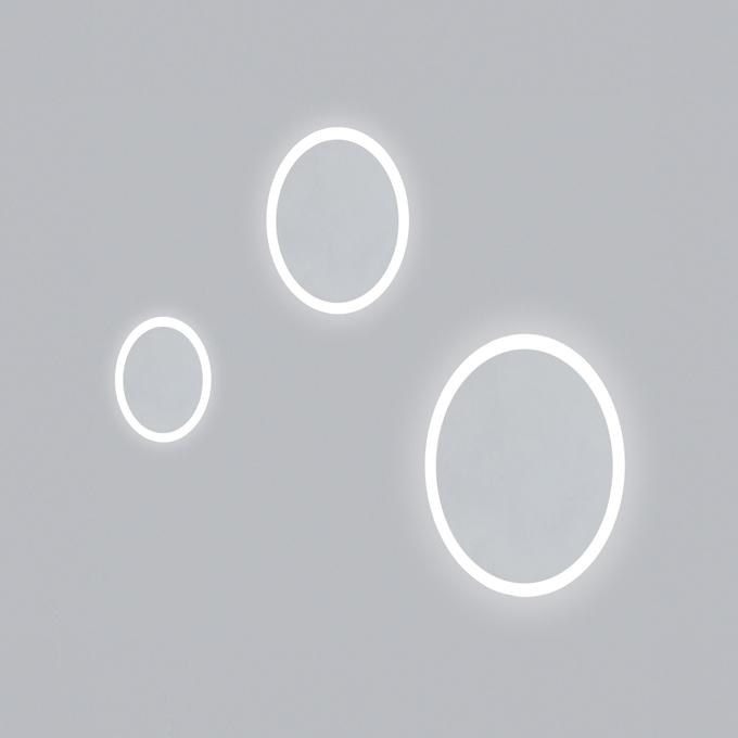 Icone – Ring Užglaistomas berėmis šviestuvas  - 1