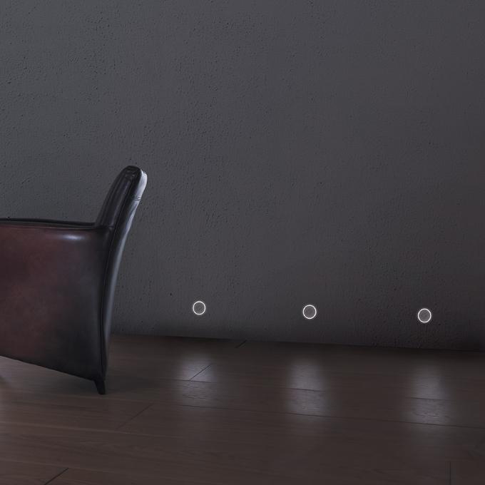 Icone – Ring Užglaistomas berėmis šviestuvas  - 2