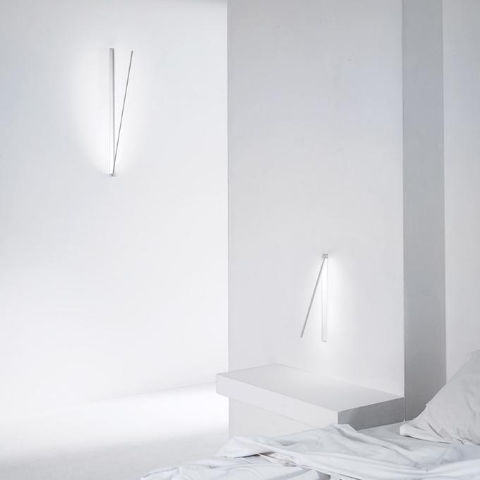 Icone – Spillo 1 i Užglaistomas berėmis šviestuvas  - 3