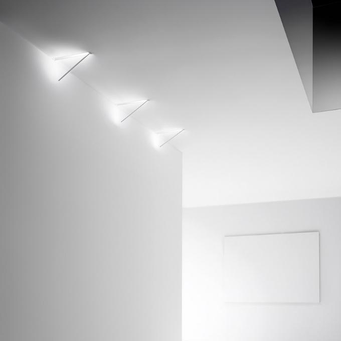 Icone – Spillo 1 i Užglaistomas berėmis šviestuvas  - 5