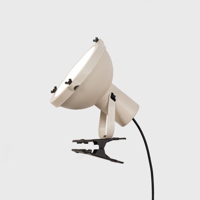 Nemo – Projecteur 165 Clip Sieninis šviestuvas  - 1