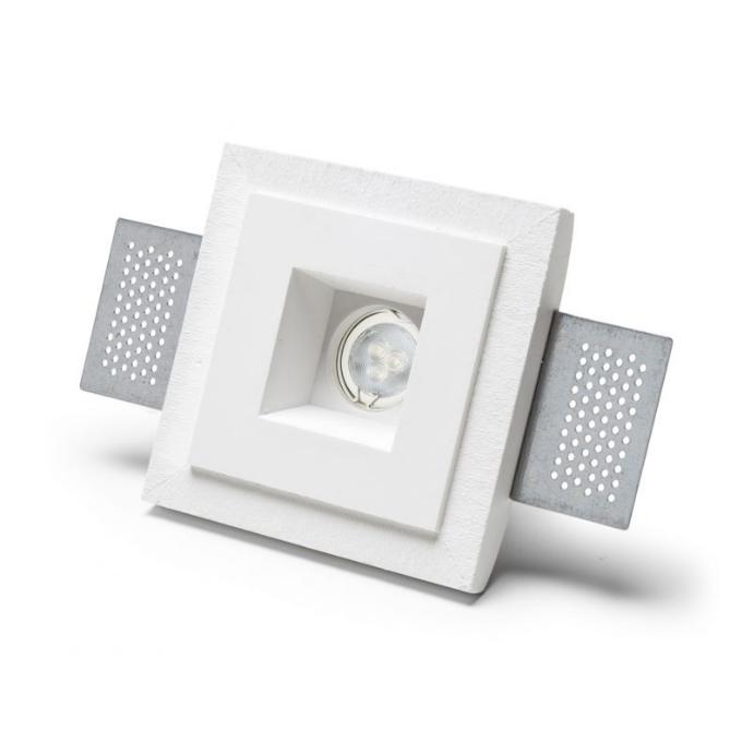 9010 Novantadieci – Basic 4280 Užglaistomas berėmis šviestuvas  - 1