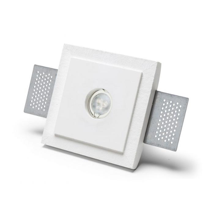 9010 Novantadieci – Basic 4281 Užglaistomas berėmis šviestuvas  - 1