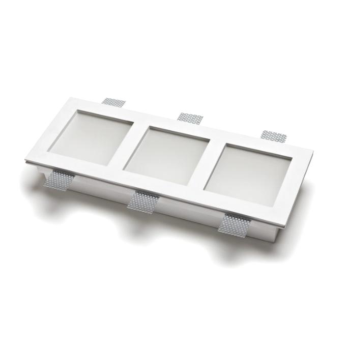 9010 Novantadieci – Master 4054 Užglaistomas berėmis šviestuvas  - 1