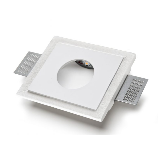 9010 Novantadieci – Passi 4058 Užglaistomas berėmis šviestuvas  - 1