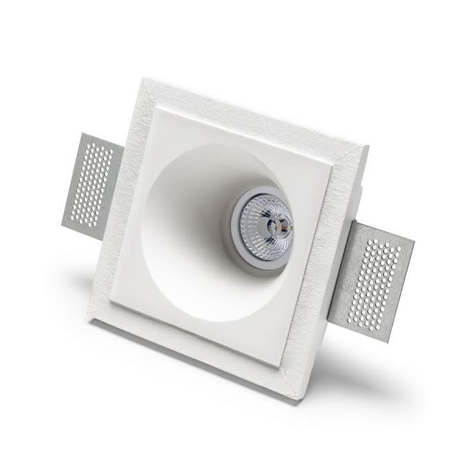 9010 Novantadieci – Basic 4174 Užglaistomas berėmis šviestuvas  - 1