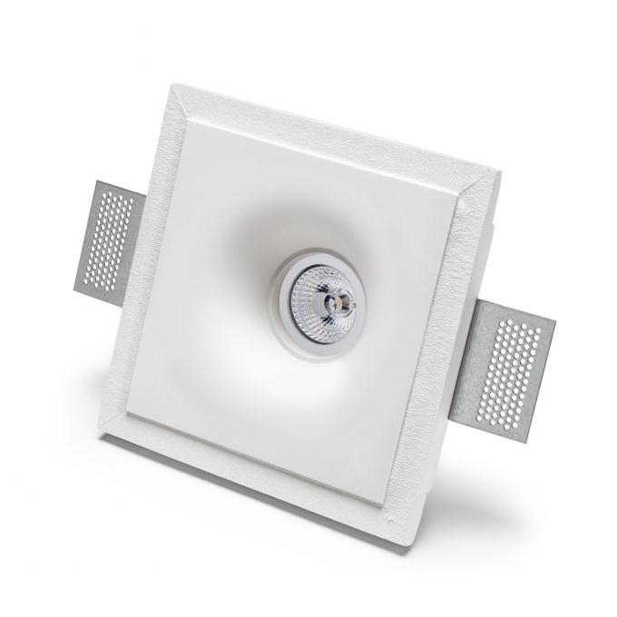9010 Novantadieci – Basic 4175 Užglaistomas berėmis šviestuvas  - 1