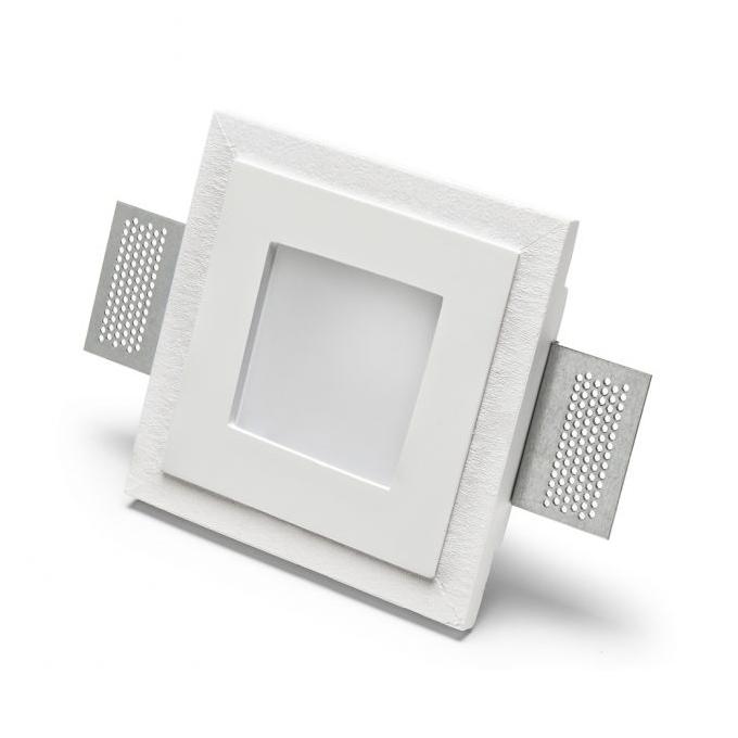 9010 Novantadieci – Basic 4178 Užglaistomas berėmis šviestuvas  - 1