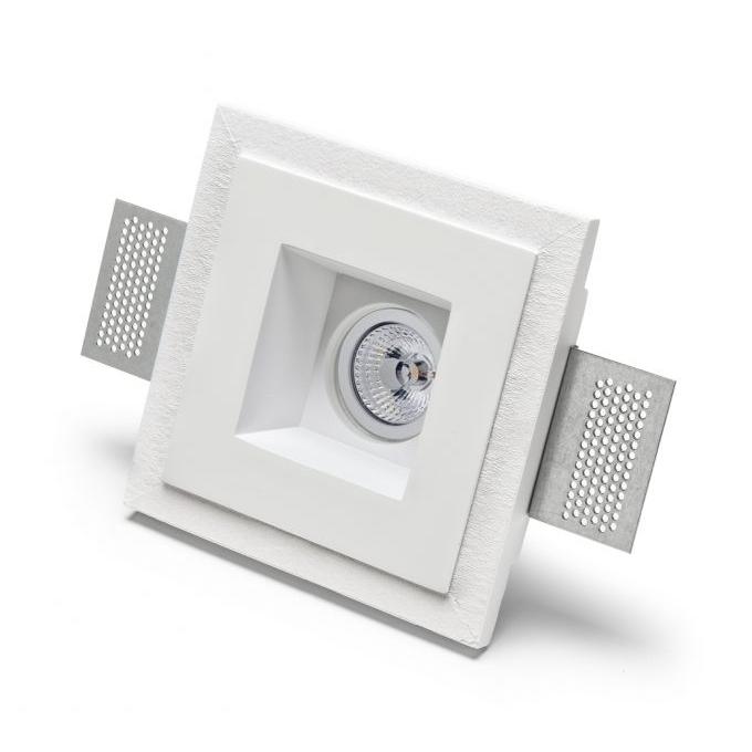 9010 Novantadieci – Basic 4180 Užglaistomas berėmis šviestuvas  - 1